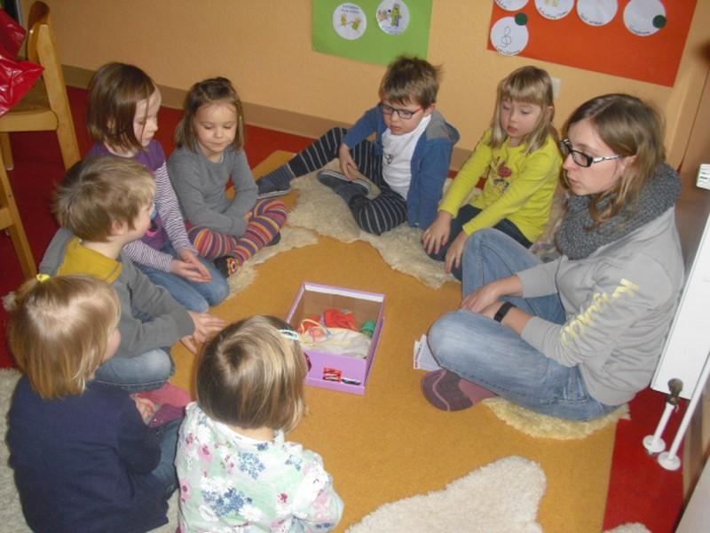 geschmackssinn spiele kindergarten