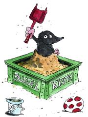 Logo der Buddelkiste